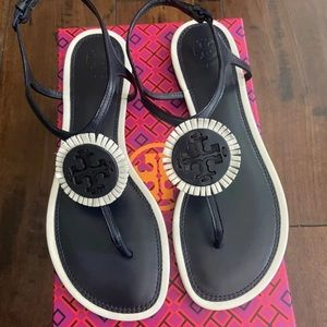 Tory burch sandals! New